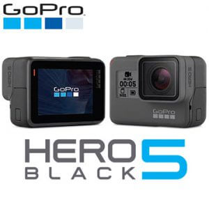 4.《GoPro》HERO5 Black
