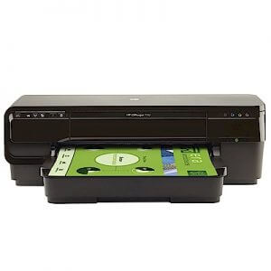 4. HP Officejet 7110 A3 高速印表機