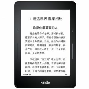 3. Amazon Kindle Voyage