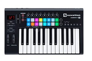 4. Novation Launchkey MK2 MIDI鍵盤 25鍵