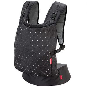 3. 美國 Infantino ZIP TRAVEL CARRIER 收納式揹巾
