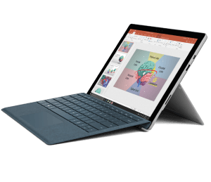 5. Microsoft微軟 New Surface Pro